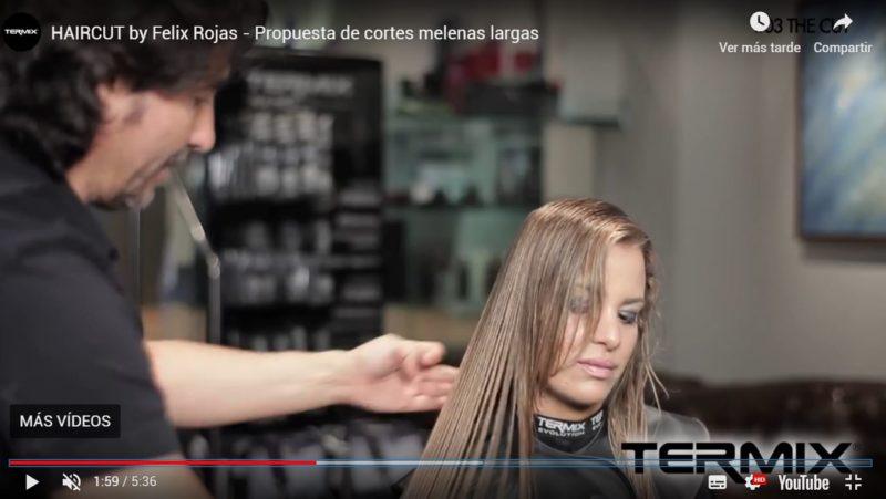HORIZONTAL-LAYERED HAIRCUT FOR LONG HAIR