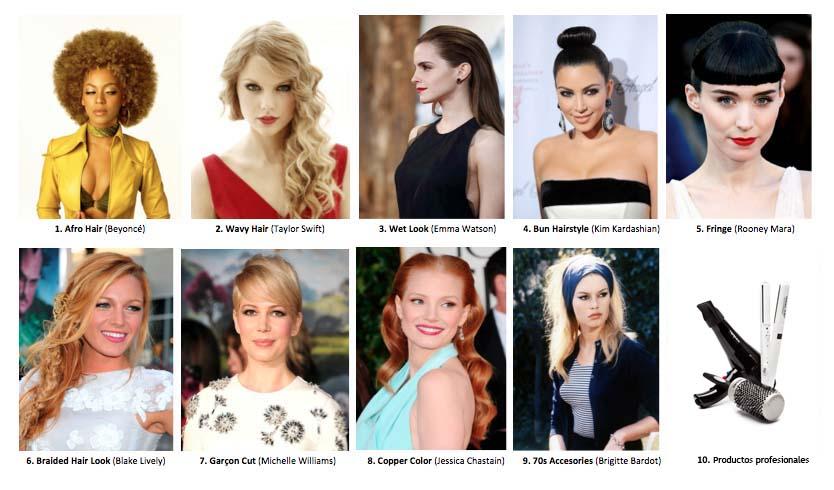 tendencias peinados invienro