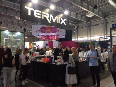 Termix and its Polish ambassadors were present, showcasing the latest product launches. Our ambassadors Anna Kopaczewska, Jakub Janczyszyn and Łukasz Stefański were there to show the industry's professionals how Termix had innovated with its new product launches.