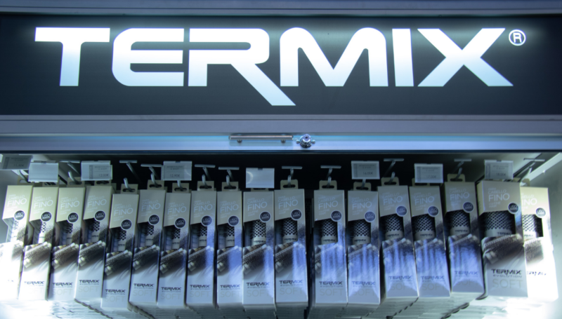 Termix evolution in Beauty event