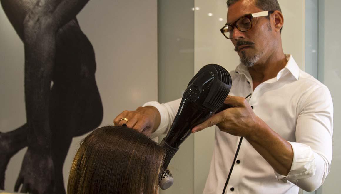 anotnio garrido recomienda que cepillo usar para cada tipo de pelo