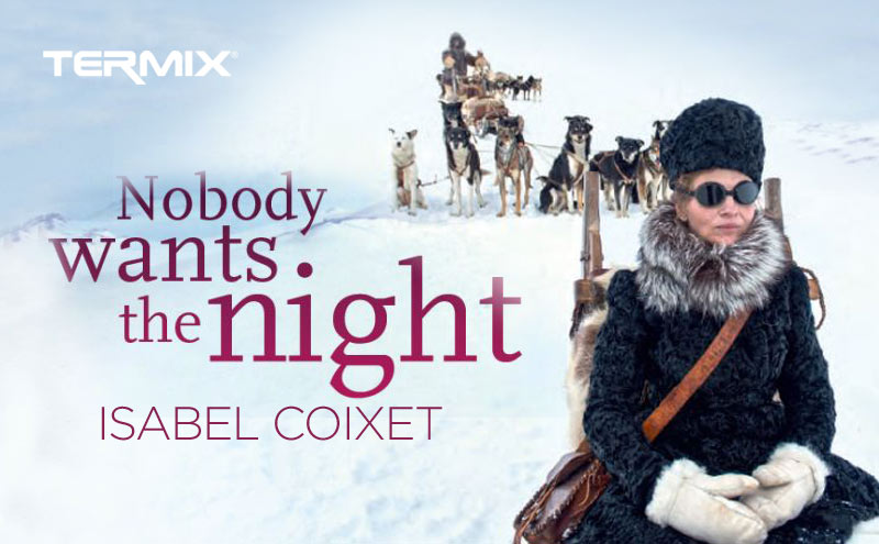TERMIX PLAYS IN THE FILM 'NOBODY WANTS THE NIGHT'