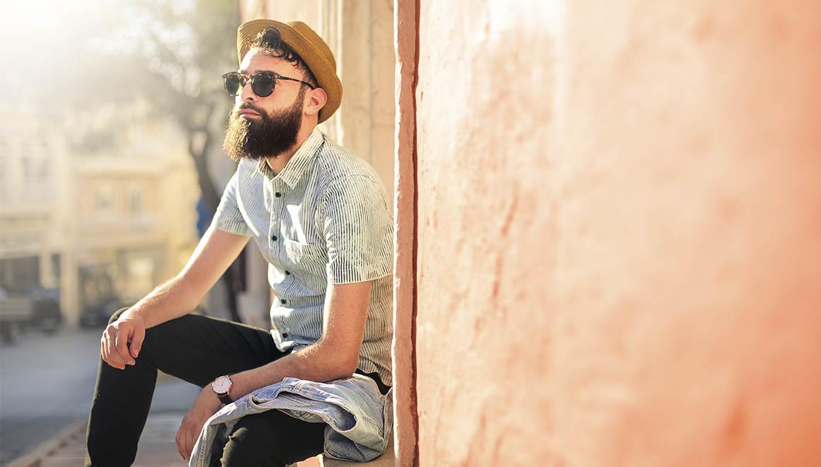 tendencia coloracion barba