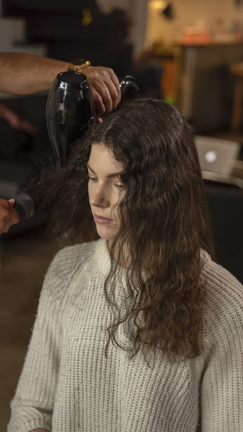 Brushing Timeless Beauty Peinado Navidad Termix