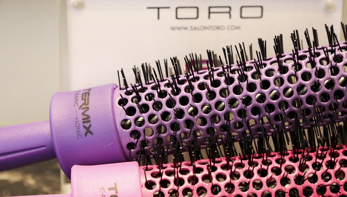 los colores de tendencia en los cepillos termix