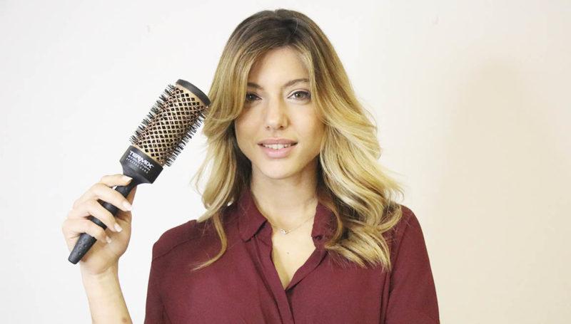 cepillo especial recuperar cabello dañado