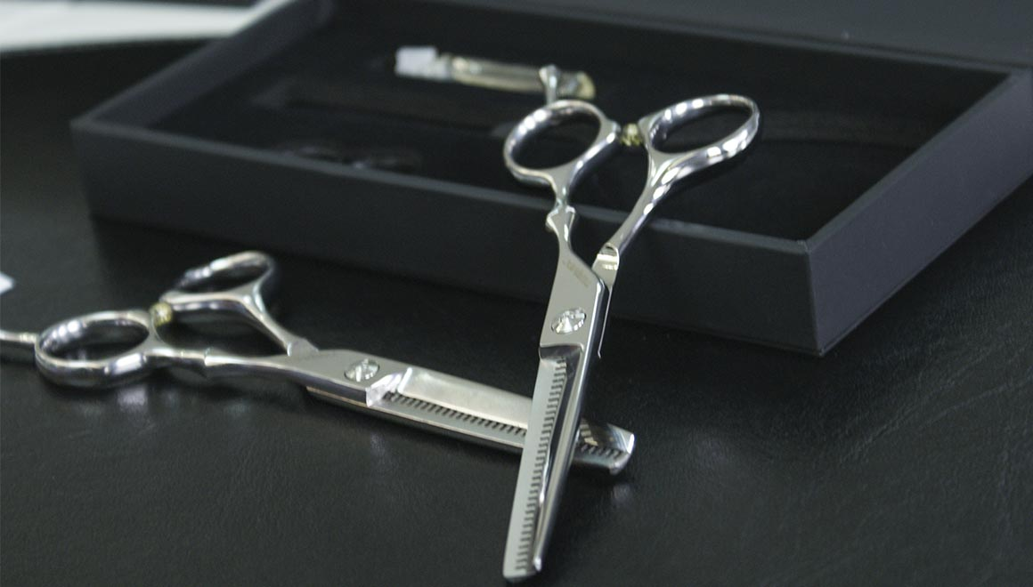 tijeras de corte profesional termix
