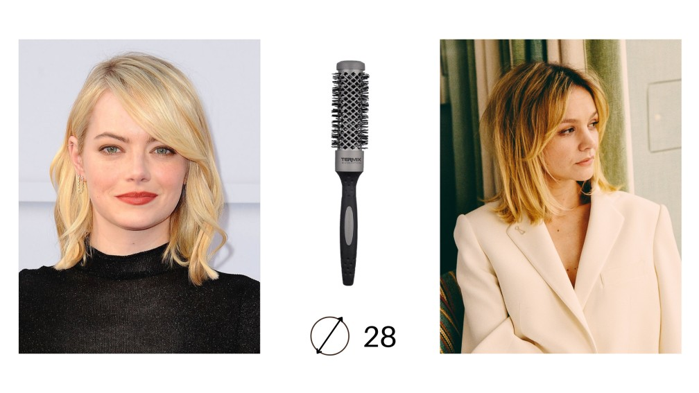 Ejemplos de Peinados con Cepillo Evolution Basic 28