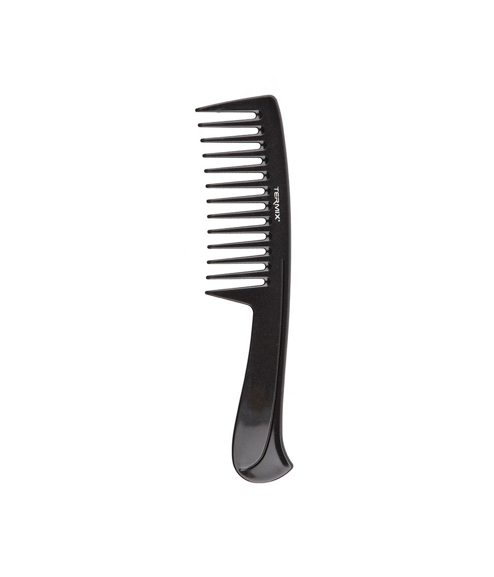 Peine Termix titanio 802 ideal para desenredar el cabello