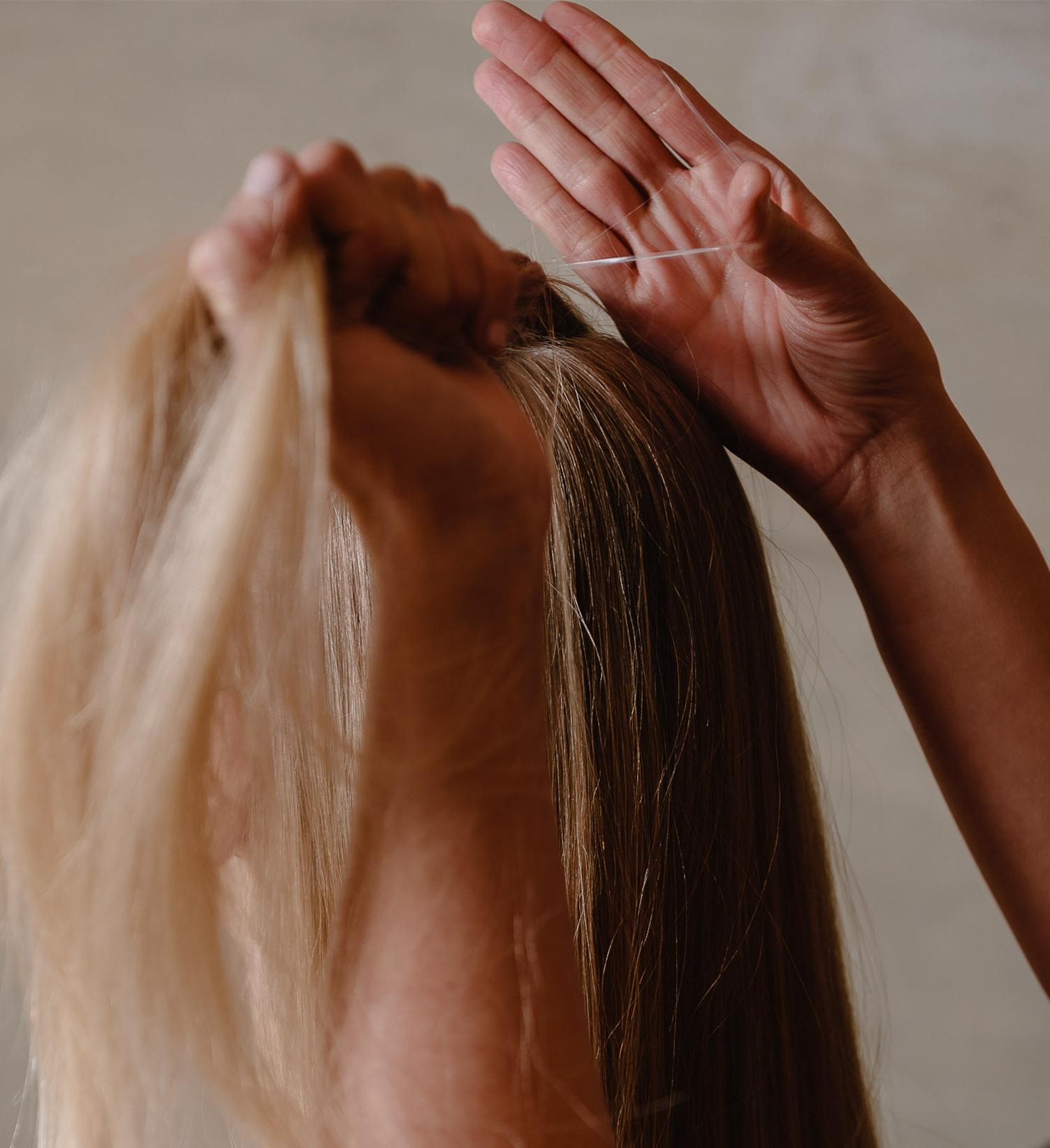 peinado tendencia termix coleta