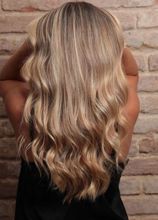 Como conseguir dar brillo a tu cabello