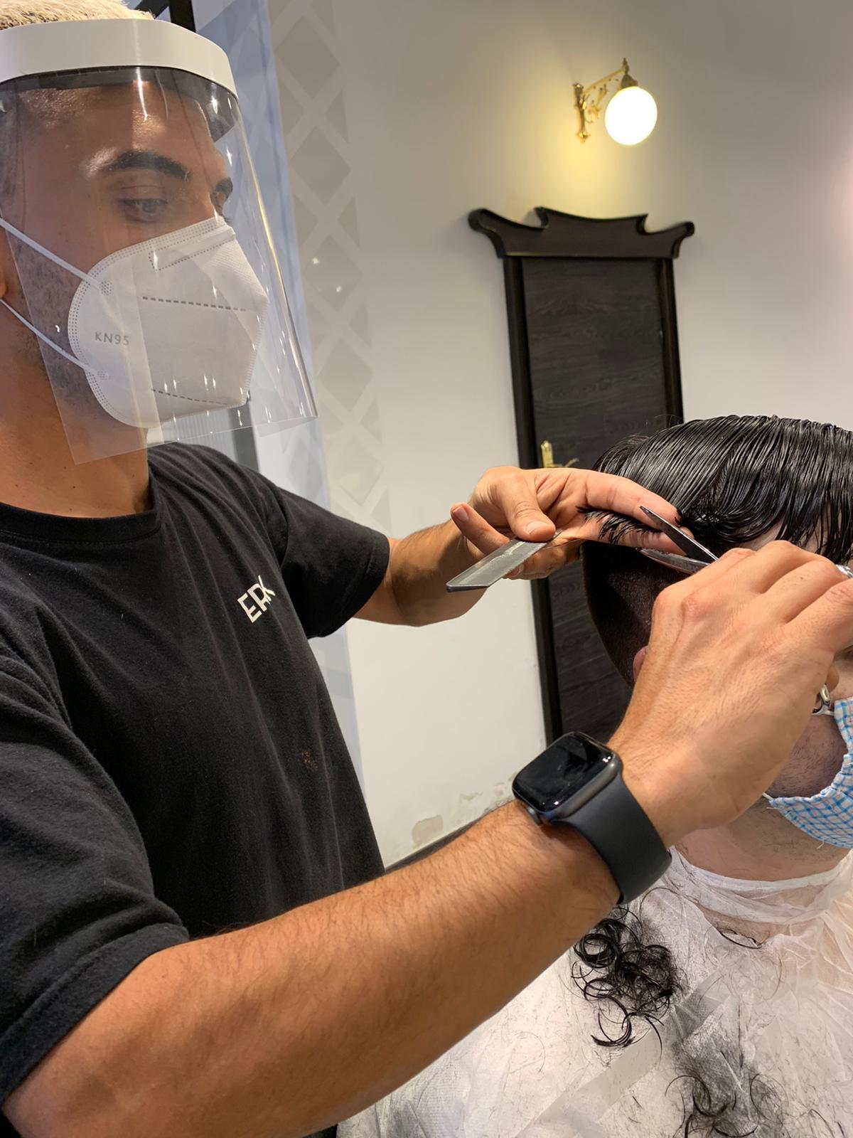 Las barberías en la nueva normalidad - Jordi Pérez