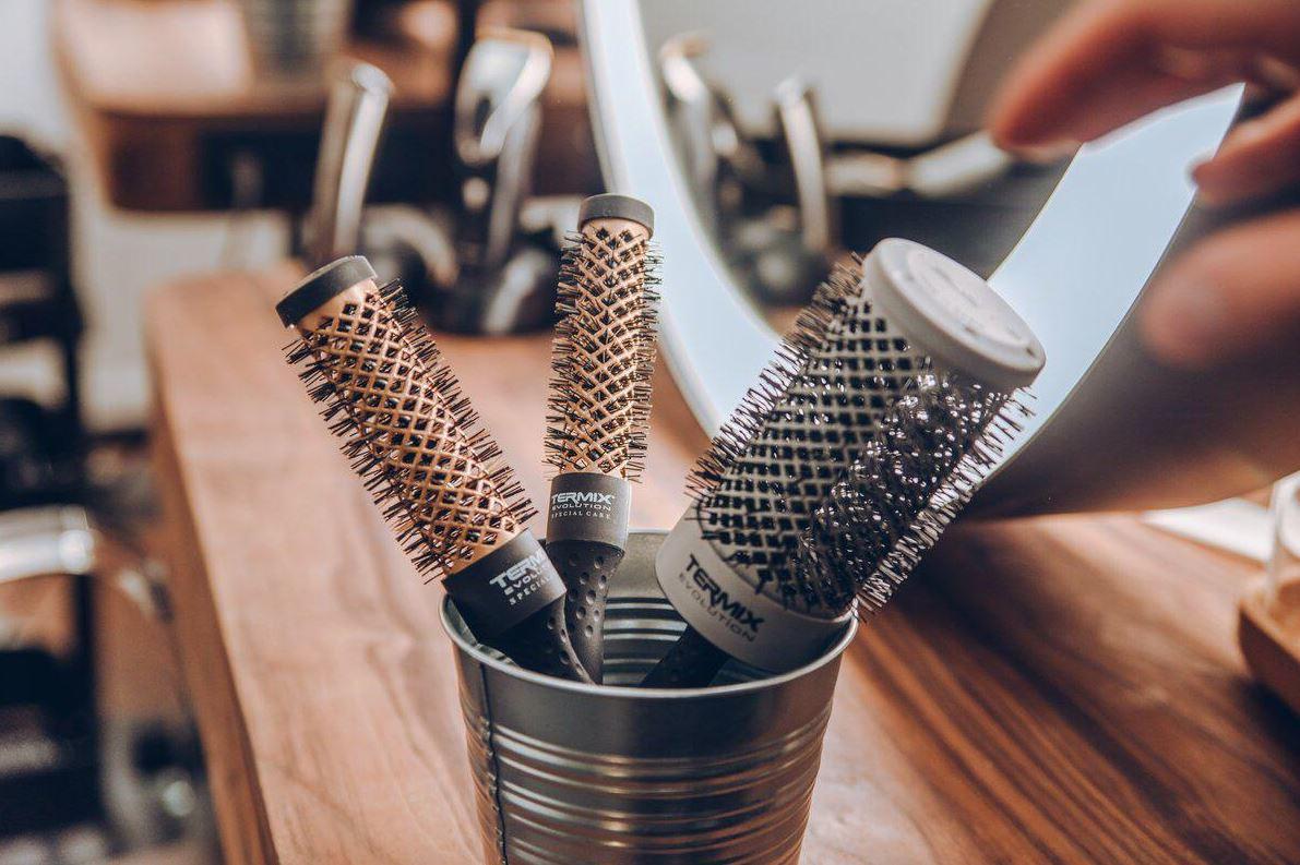 Lleva tus propios cepillos de pelo a la peluquería