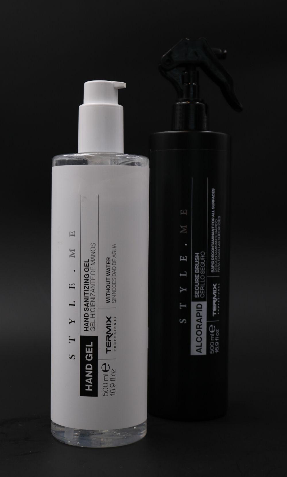 alcorapid y hand gel nuevos lanzamientos higienizar