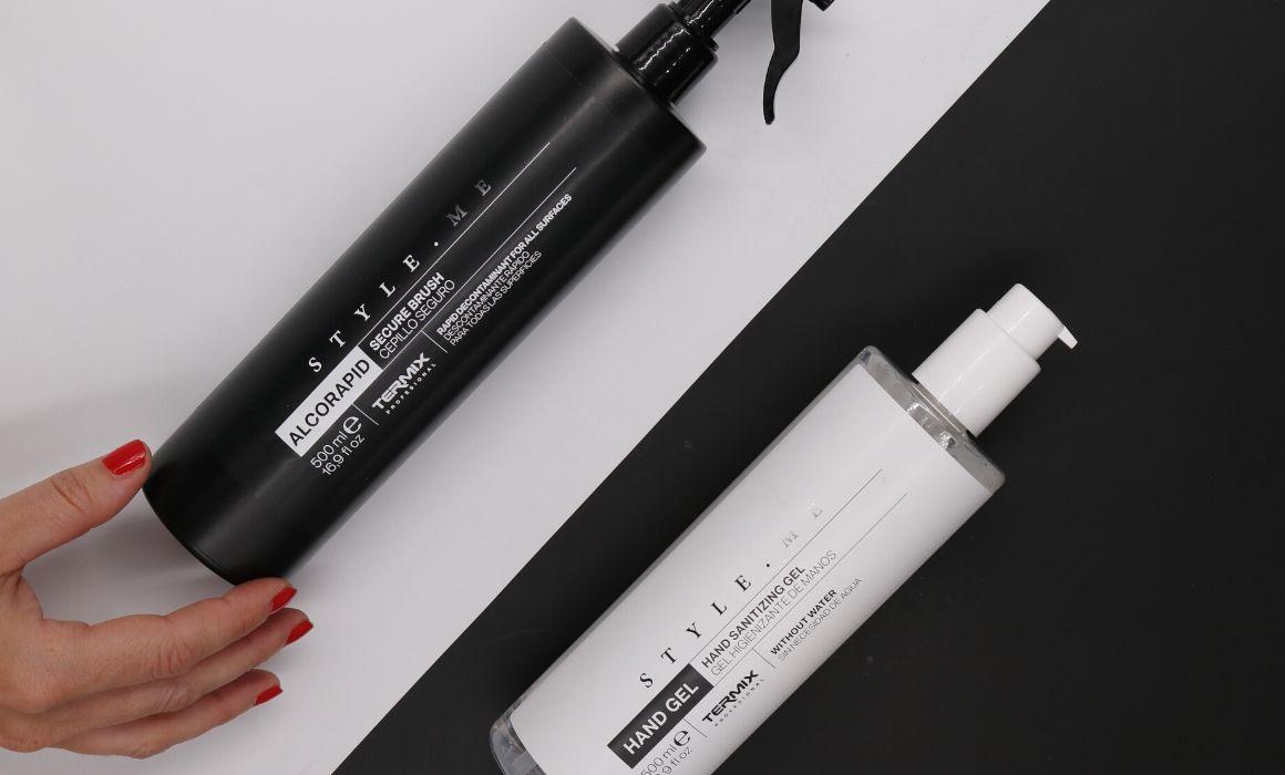 alcorapid y hand gel nuevos lanzamientos articulo