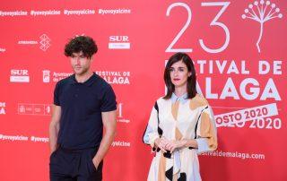 Paz Vega en el Festival de Malaga 2020 y su look tendencia