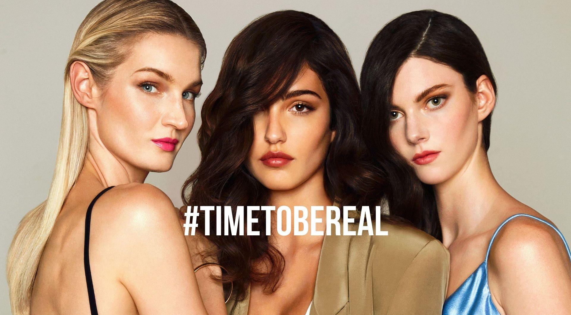 Time to be real la nueva campaña de Navidad de Termix que revoluciona el concepto de la belleza