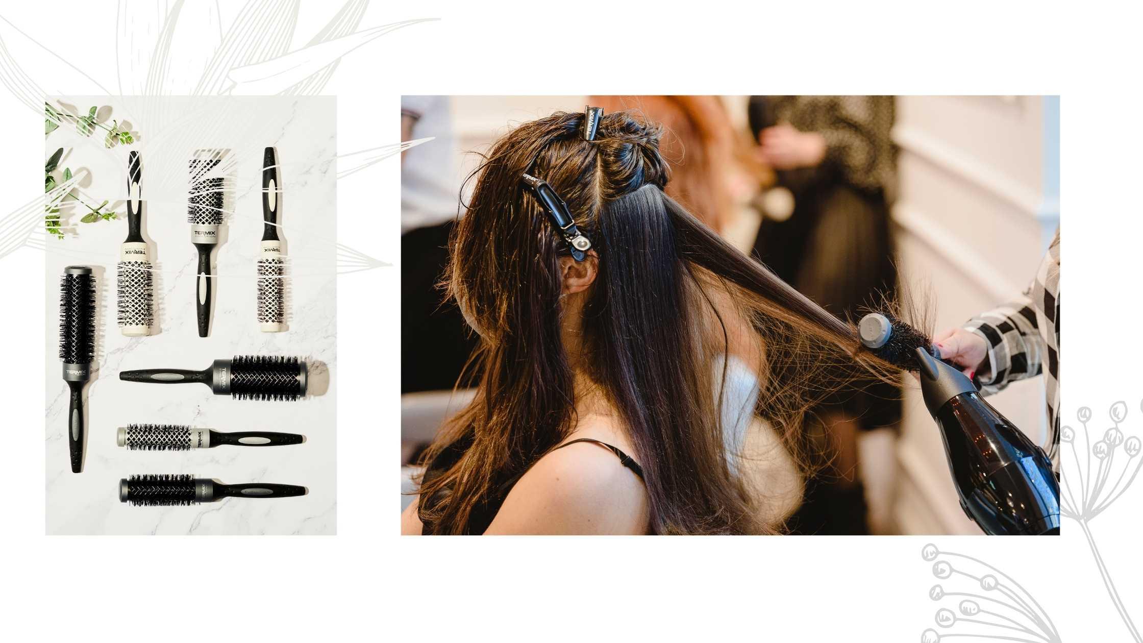 Elige el cepillo adecuado segun tu tipo de cabello