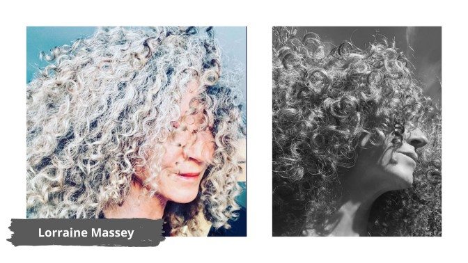 Lorraine Massey curly girl Healthy curls with the Curly Method