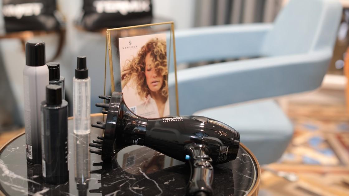 Productos Termix para cabello rizado