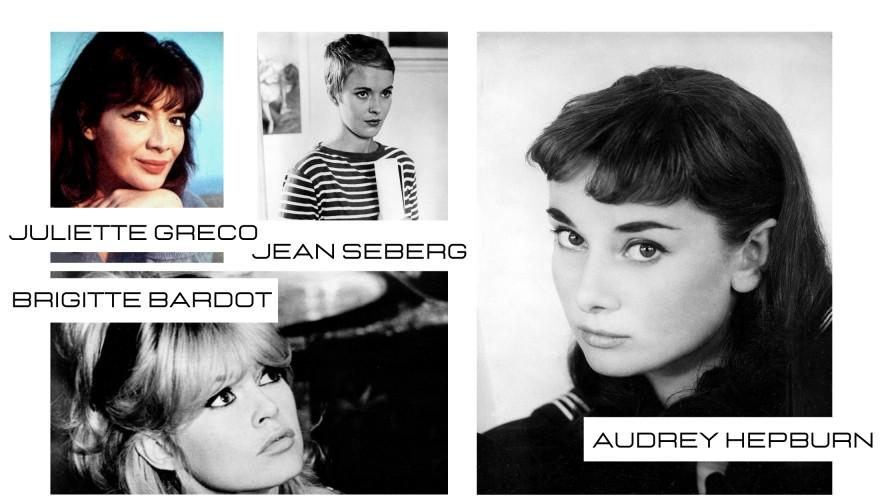 Peinados en los años 50, día de la mujer