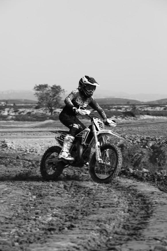 Carlos Prat motocross