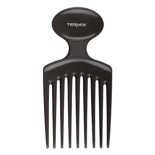 Peine titanio para cabello rizado