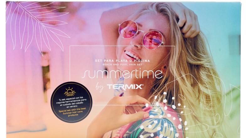 Pack Summertime Termix para enredos y acabados perfectos