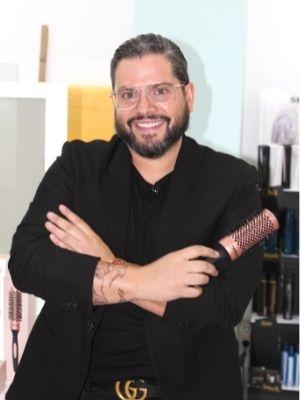 Alberto Dugarte recomienda los cepillos Termix Gold Rose