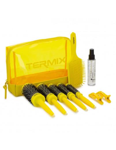 Cepillo amarillo Termix