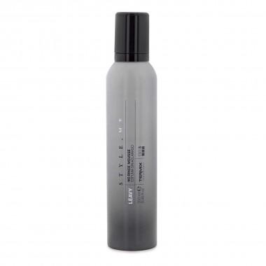 Espuma para el cabello sin necesidad de aclaro