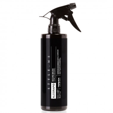Alcorapid desinfectante de herramientas de peluquería