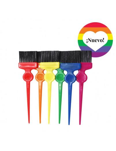 Pack 6 Paletinas Pride Termix para coloración