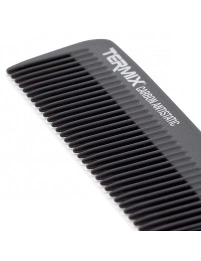 Peine de peluquería de carbono