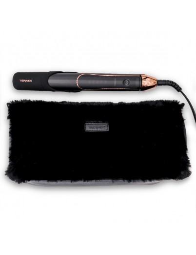 Plancha especial para cabello rizado y cabello ondulado