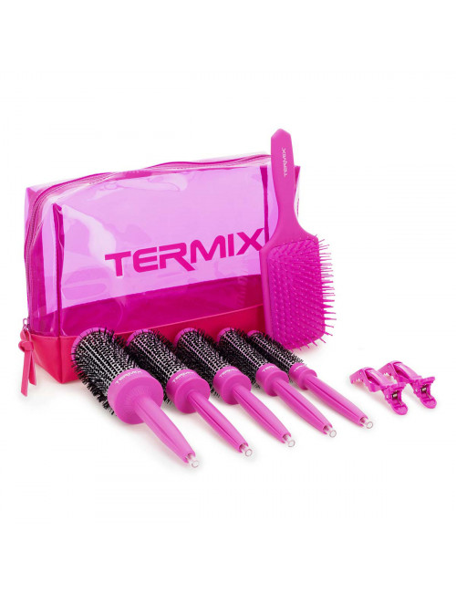 Termix Brushing Pack in 3 Steps. Available in 3 colors.