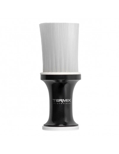 Termix Black Neck Brush - white fibers