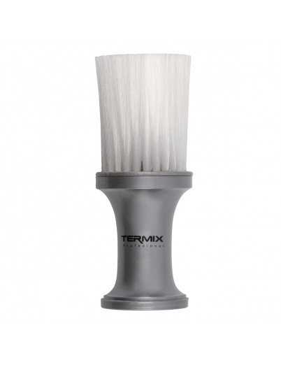 Termix Silver Neck Brush - white fibers