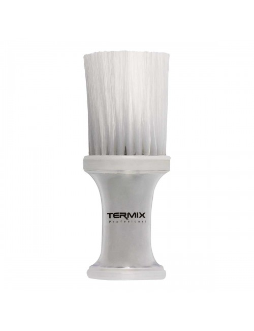 Termix Transparent Neck Brush - white fibers