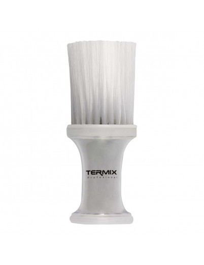 Termix Transparent Neck Brush - white fibers