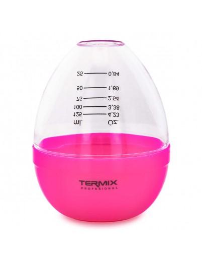 Coctelera profesional para tinte Termix - color
