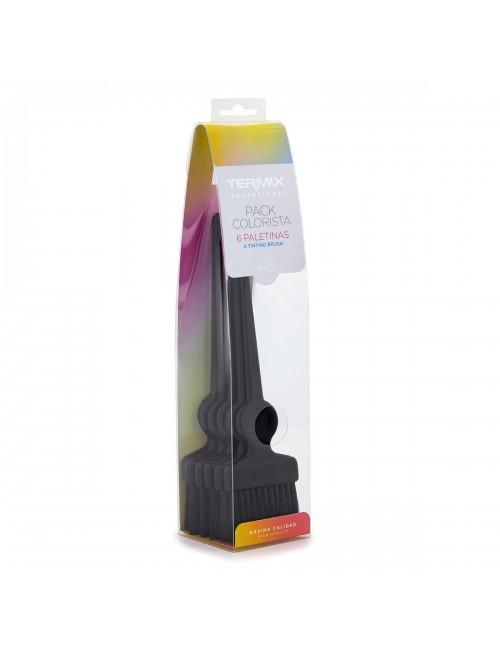 Termix Tint Brushes Colorist Pack - 6 units